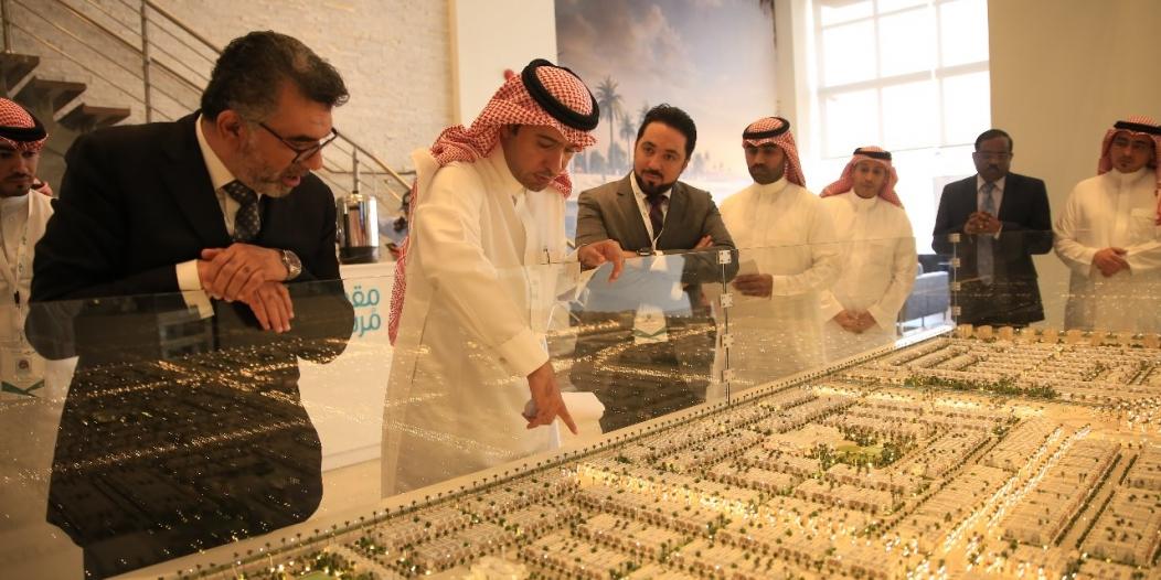 الحقيل: تسليم مشروع مرسية الرياض في موعده