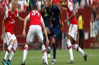 Real Madrid vs Arsenal .. ركلات الترجيح تبتسم للمرينغي - المواطن