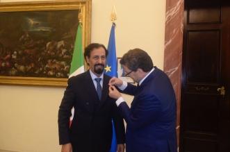 إيطاليا تكرم دبلوماسيًّا كويتيًّا لإسهامه في تعزيز العلاقات - المواطن