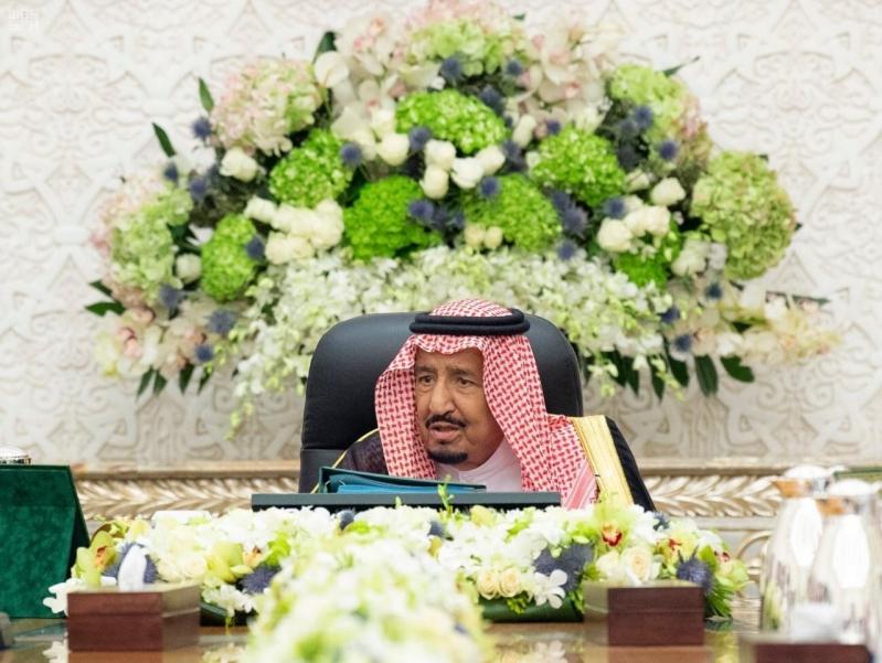 الملك يوجه بتقديم أرقى الخدمات لوفود الرحمن