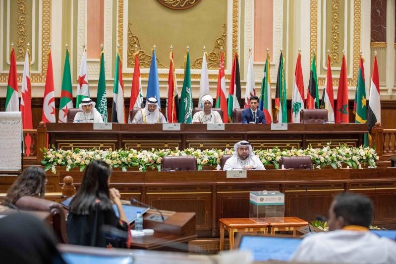 البرلمان العربي للطفل يعتمد التوصيات ويرسلها إلى الجامعة العربية