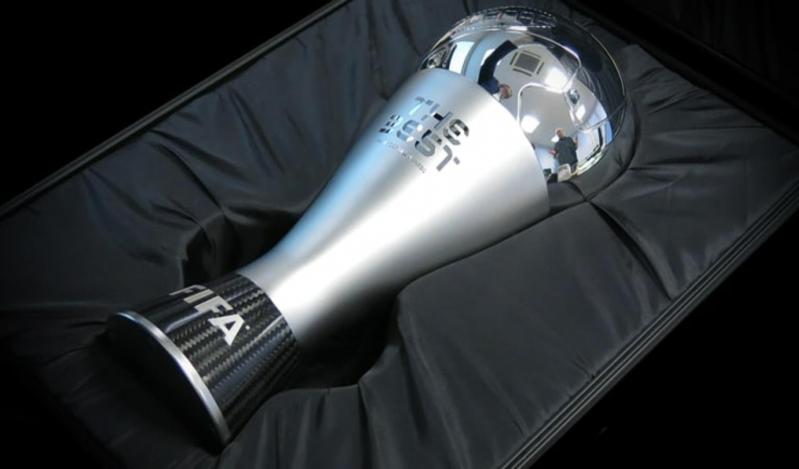 المرشحون لجائزتي أفضل لاعب ومدرب من Fifa
