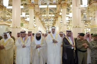 الثبيتي في خطبته المسجد النبوي: افرحوا بالعيد والبسوا الجديد - المواطن