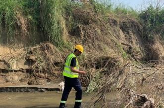 العثور على جثة مفقود سيل وادي ضمد - المواطن
