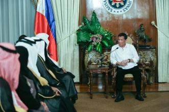 الرئيس الفلبيني يرحب بالمستثمرين السعوديين: مستعدون لتحفيزكم - المواطن
