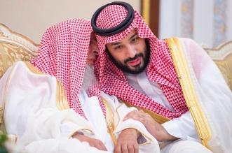 الملك سلمان يستقبل المهنئين 4