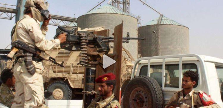 بدء انسحاب الانتقالي من مواقع في عدن والتحالف يرحب