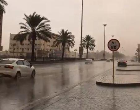 فيديو.. الزعاق: اللواقح وضخ هيكا الرطوبي يرجحان استمرار الأمطار الرعدية