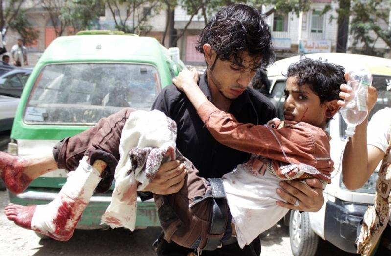 65971 حالة انتهاك للأطفال من قبل ميليشيا الحوثي