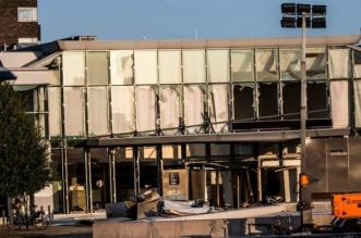 انفجار وسط العاصمة الدنماركية وتوقف حركة قطارات - المواطن