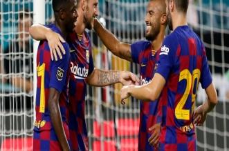 برشلونة ضد نابولي .. البارشا يُحقق فوزًا صعبًا بثنائية - المواطن