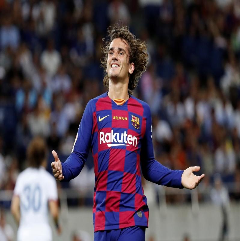هل يرحل جريزمان عن برشلونة ؟