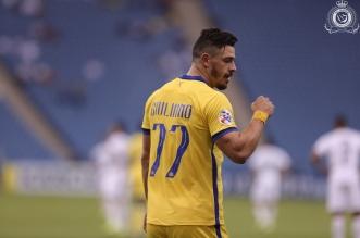 جوليانو مع النصر