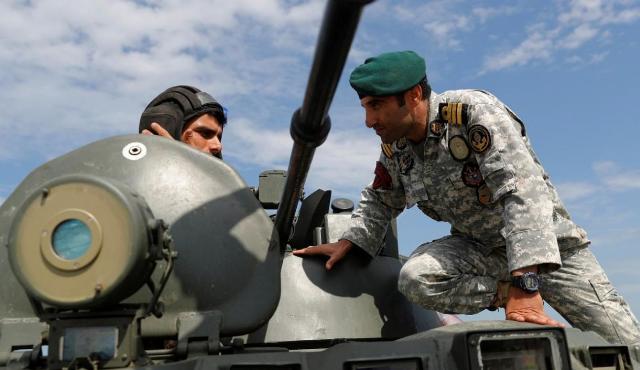 طبول الحرب الأهلية تدق في إيران