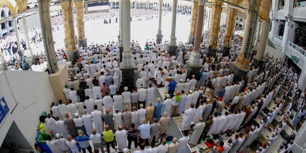 29 بابًا لضمان انسيابية الحركة في المسجد الحرام