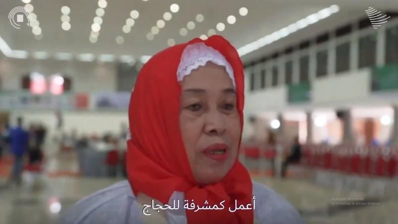 فيديو.. الحاجة رومياتي تسرد تجربتها مع الحج قبل 48 عامًا والآن