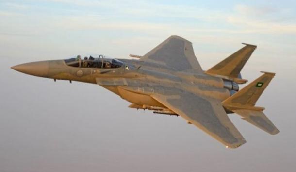 تعديلات غير مسبوقة لطائرات F-15 السعودية