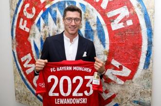 بايرن ميونيخ يُمدد ليفاندوفسكي حتى 2023 - المواطن
