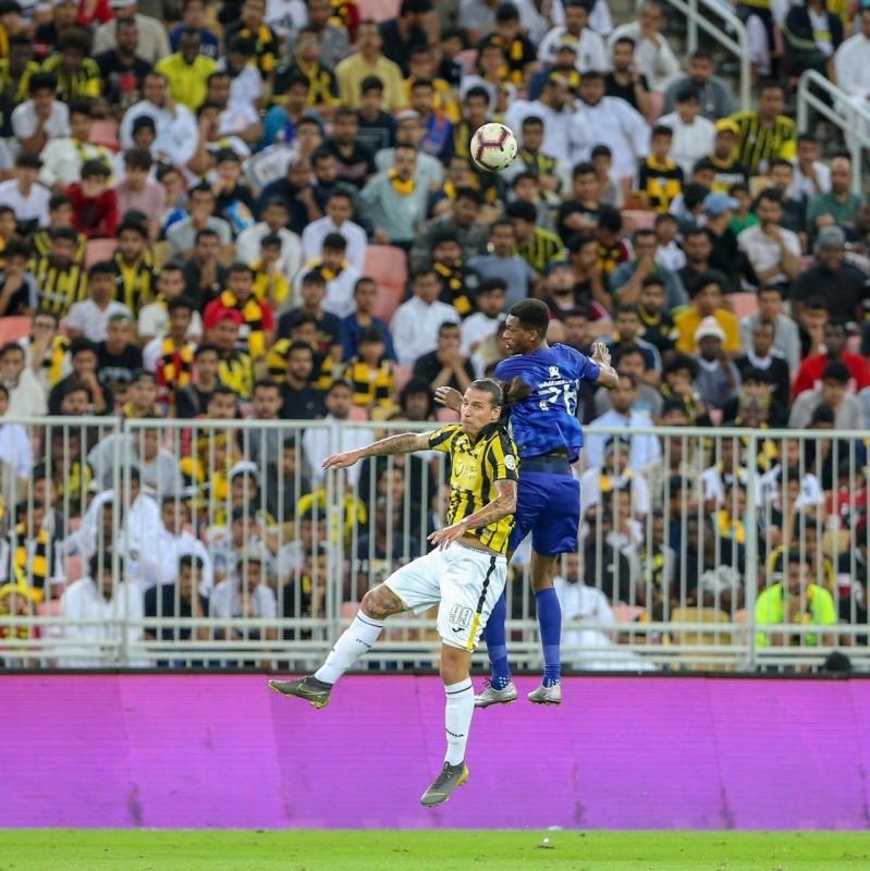 إحصائية مميزة تدعم الزعيم قبل مباراة الاتحاد والهلال