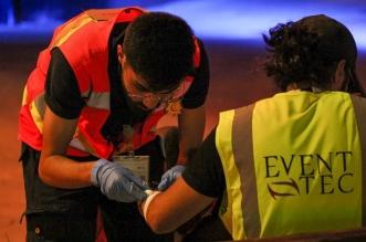 الهلال الأحمر : إصابات متوسطة في موسم الطائف - المواطن