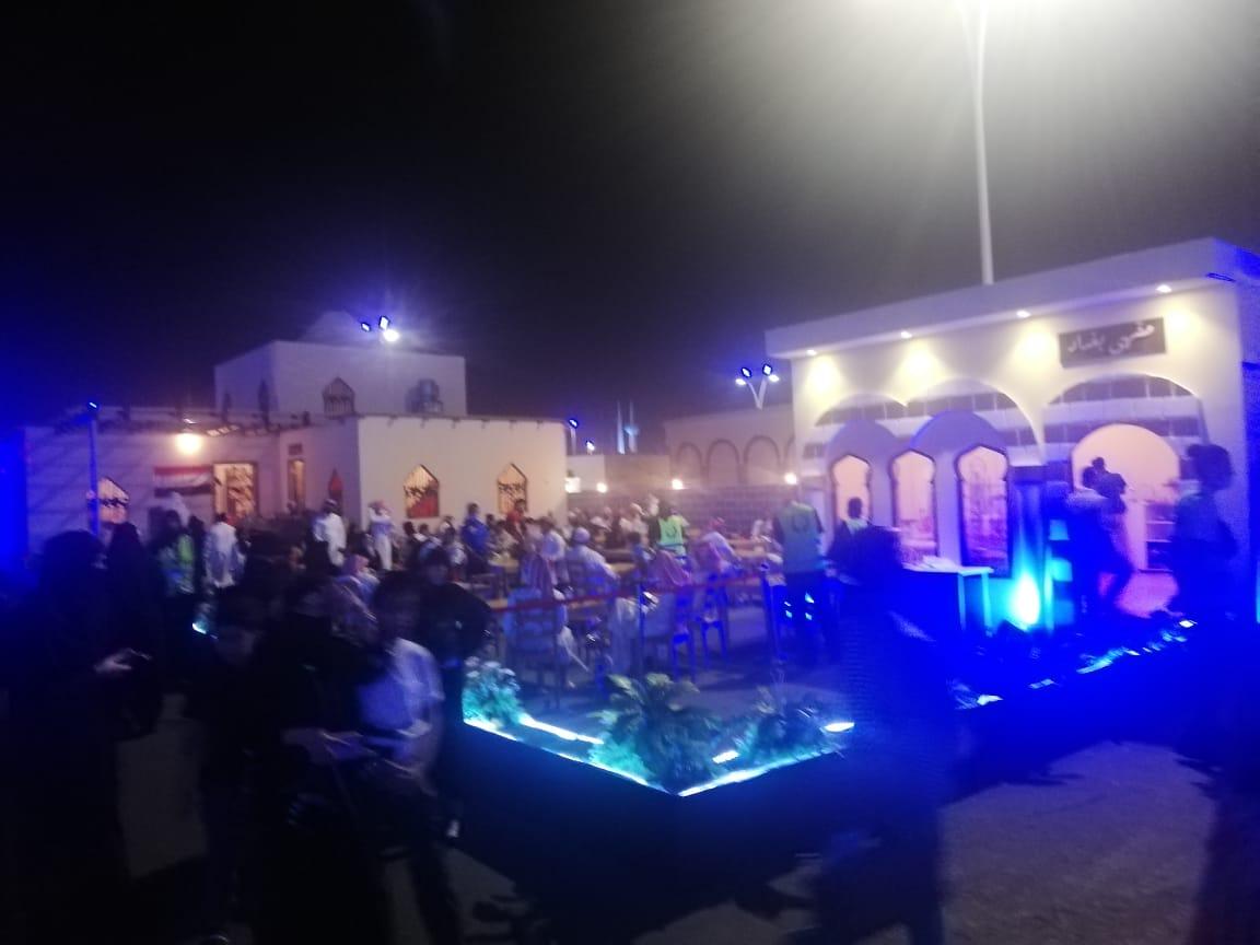 البورتريه بالجناح العراقي تستهوي زوار سوق عكاظ - المواطن