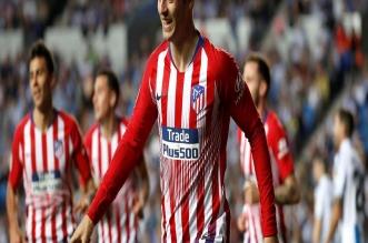 موراتا يغيب عن مباراة أتلتيكو مدريد ضد إيبار - المواطن