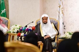 الشيخ المعجب لـ مبتعثات النيابة : أنتن صفوة من المجتمع - المواطن