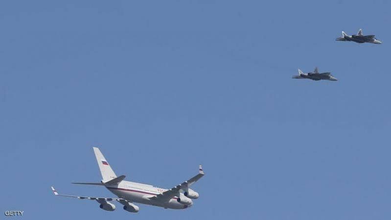 مواجهة جوية بالمقاتلات الحربية بين الناتو وطائرات روسية