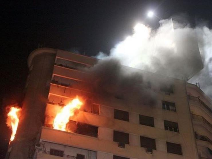 اتهام خادمة بالتسبب في وفاة طفلين بحريق مروع - المواطن
