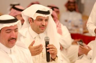 رئيس بلدية رجال ألمع إلى المرتبة التاسعة - المواطن