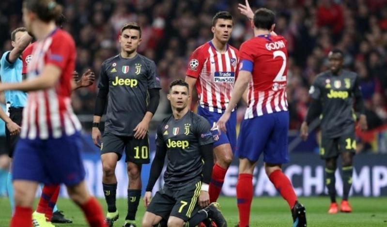 أتلتيكو مدريد ضد يوفنتوس
