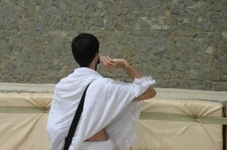 الحجاج يواصلون رمي الجمرات في ثاني أيام التشريق - المواطن