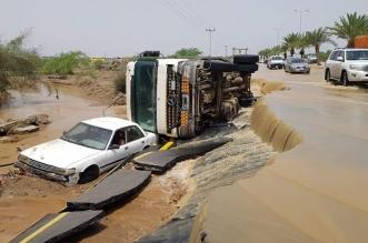 البنية التحتية لمشاريع جازان لم تتحمل مياه الأمطار ساعة! - المواطن