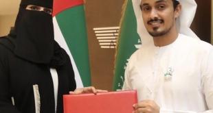 سفارة الإمارات تحتفي بالرائدات وتكرم أسمهان الغامدي كسفيرة للمرأة السعودية