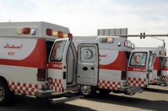 ٧ إصابات ووفاة بحادث مروري برجال ألمع - المواطن