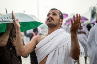 شاهد بالصور.. ضيوف الرحمن يلهجون بالذكر والدعاء - المواطن