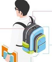 تعرف على المواصفات الصحية لاختيار الحقيبة المدرسية - المواطن