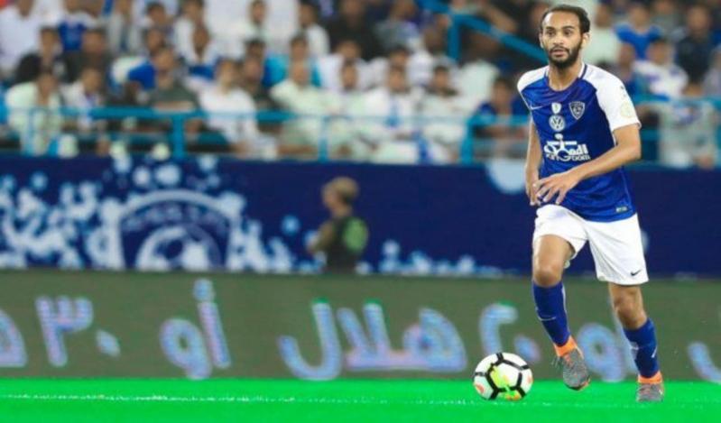 الهلال يفقد عبدالله عطيف في 4 مباريات