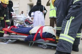 صور.. فرضية السيول تخلي المرضى بمستشفى أبوعريش - المواطن