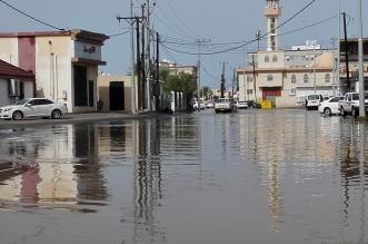 الأمطار تكشف فشل مشاريع تصريف المياه في صامطة رغم الملايين! - المواطن