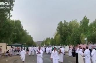فيديو.. ضيوف الرحمن يشيدون بتنظيم الحج من مشعر عرفات - المواطن