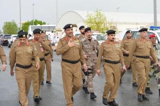 مدير الأمن العام يتفقد المواقع الأمنية في مشعر عرفات - المواطن