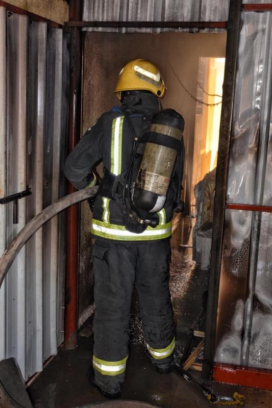 خطأ فادح يشعل حريقاً بمنزل في حائل - المواطن