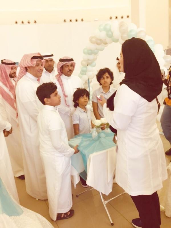 مستشفى شرق جدة يطلق حملة صحتي في مدرستي - المواطن
