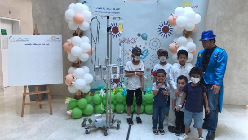 الكهرباء في حضرة 147 طفلًا شجاعًا يحاربون السرطان - المواطن