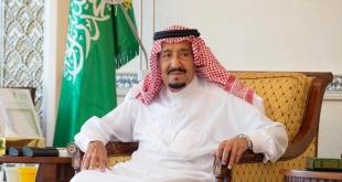الملك سلمان مغردًا: نتضرع إلى الله بالدعاء أن يرفع عنا وعن العالم كل بلاء