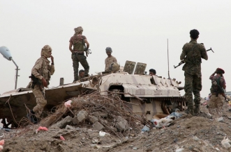 اشتباكات عنيفة بين الشرعية والانتقالي في شبوة اليمنية - المواطن