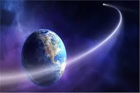 وحش فضائي يقترب من كوكب الأرض
