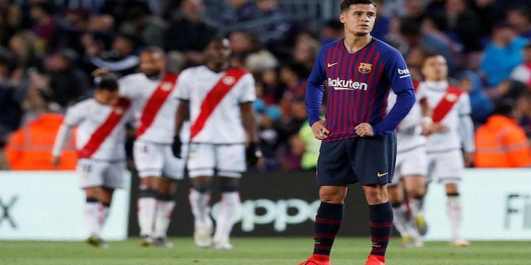 نجم برشلونة يرفض الرحيل لـ توتنهام