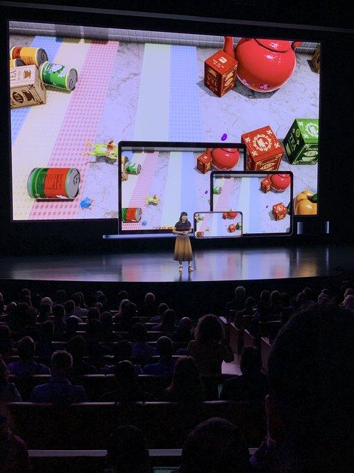 انطلاق مؤتمر أبل للكشف عن الجيل الجديد من آيفون 11 والبداية بالألعاب - المواطن